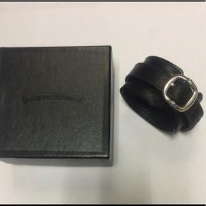 Chrome Hearts gunslinger cuff bracelet size 2